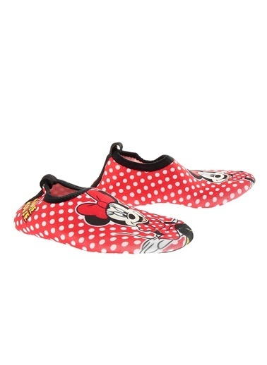 Mickey Mouse Ayakkabı Kırmızı